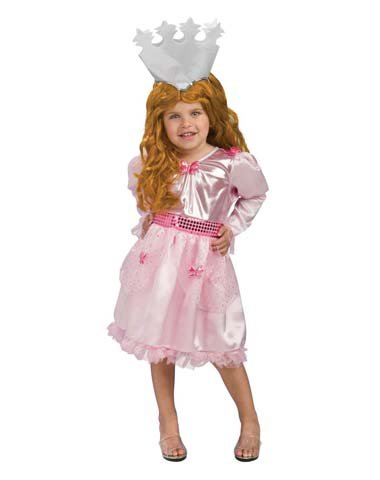 Rubies Costume Co Unisex Child Wizard Of Oz Glinda Toddler Costume