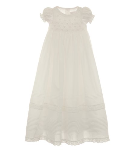 Review: Hartstrings Baby-Girls Newborn Christening Cotton Dress And Bonnet Set, White, 0-3 Months  Review
