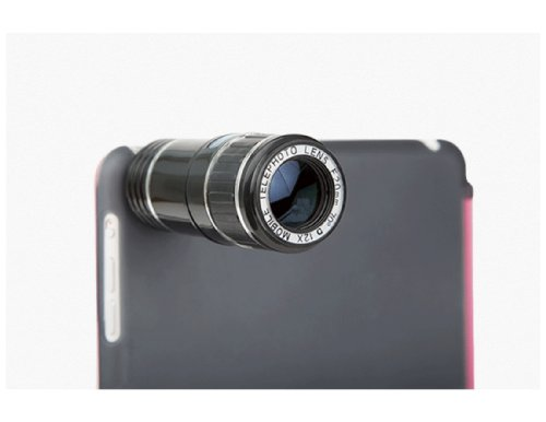 The Ipad 12X Telephoto Lens Kit - Ipad Mini