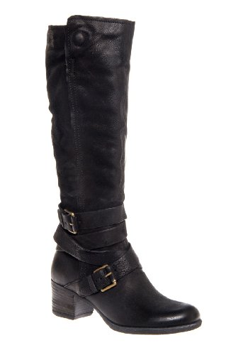 MJUS Newbury Tall Mid Heel Boot
