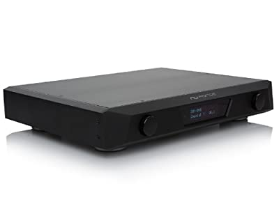NuForce - MCP-18 - Audiophile Preamplifier - Black from NuForce