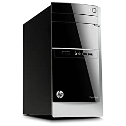 2016 HP Premium Pavilion Desktop, AMD A8-6410 Quad-Core up to 2.4GHz, 8GB DDR3, 1TB HDD, WiFi, DVD, Windows 8.1/10 Pro (Certified Refurbished)