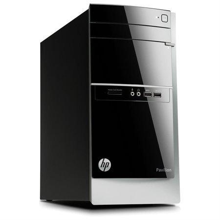 HP Premium Pavilion Desktop, AMD A8-6410