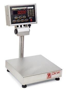 CKW kontrollwaage checkweigher oHAUS 30 x 10 g calibré kg