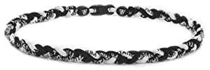 Brett Bros Ion Necklace (Small, Black/White)