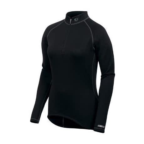 Pearl Izumi 2013/14 Women's Thermal Zip Neck Long Sleeve Base Layer - 14221104