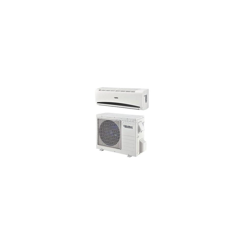 Ductless Mini Split Inverter Air Conditioner   Global 12000 Btu 19 Seer