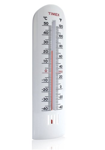 Timex TX1001 6.5-Inch Tube Thermometer
