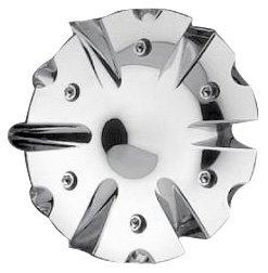 Mr. Lugnut C10114 Chrome Plastic Center Cap for 114 Wheels (Mr. Lugnut)