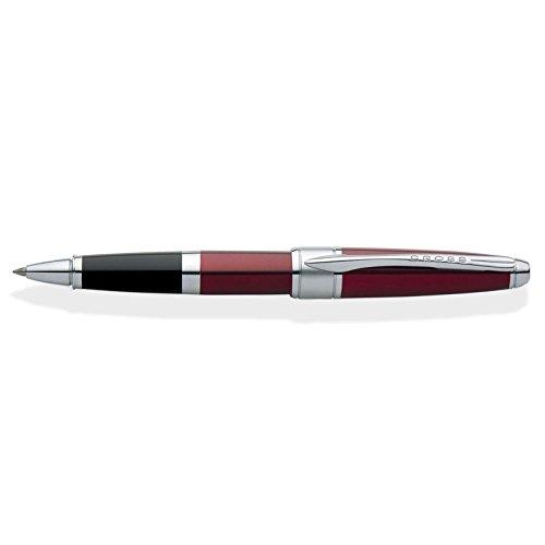 Cross Apogee - Bolígrafo lacado (diseño convertible), color rojo