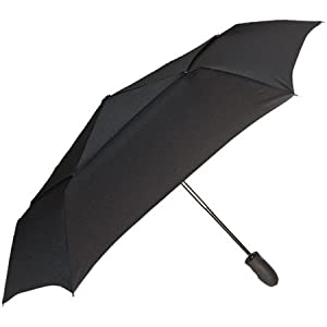 Windjammer Vented Auto Blk from Shed Rain