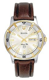 Bulova Men's Marine Star II watch #98C71