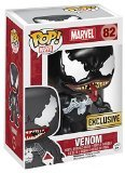 Funko Spider-Man POP! Marvel Venom Exclusive Vinyl Bobble Head #82
