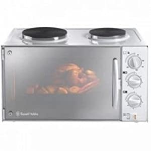 ... 13824-10 Mini Kitchen with Convection Oven and 2 Hot Plates 3000 W