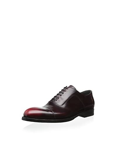 Alexander McQueen Men's Cap Toe Oxford