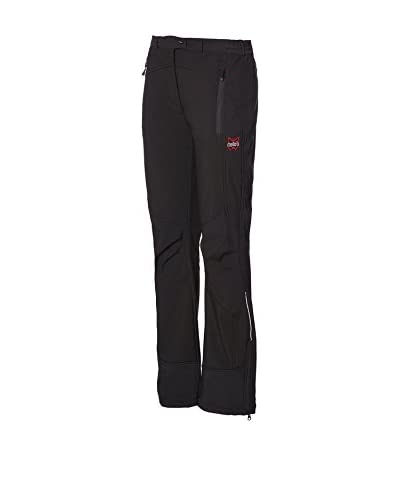 Mello's Pantalón de Chándal Koenigsspitze Lady Hielo / Negro
