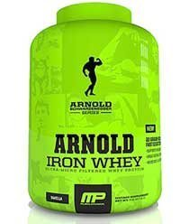 Muscle Pharm 2.27Kg Cookies and Cream Iron Whey Protein Supplement by Muscle Pharm