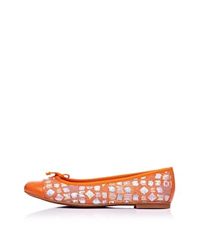 Bisue Ballerina orange EU 36