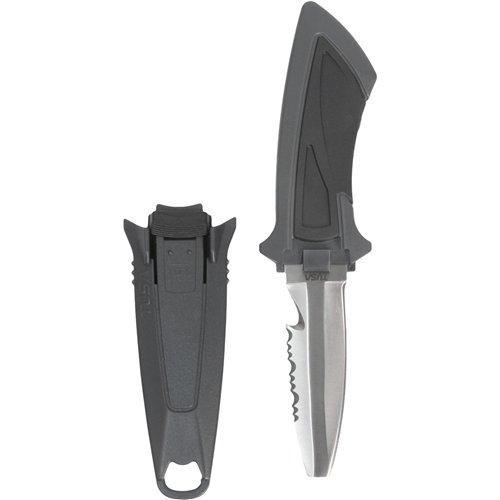 Tusa Mini BCD Knife, Blunt Tip - Black