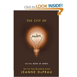 The City of Embe - Jeanne DuPrau