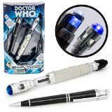 Doctor Who Sonic Screwdriver and Sonic Pen Set - 10th Doctor David Tennant