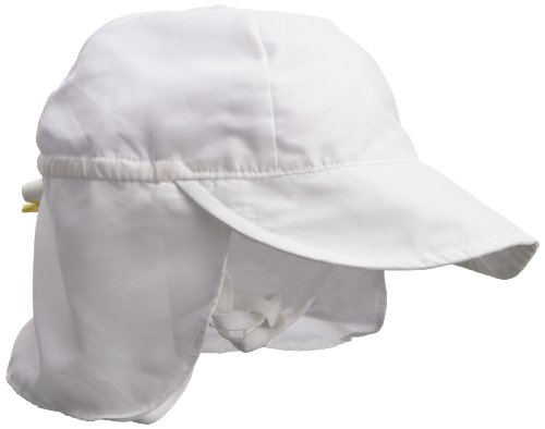 fc4f04503f2 Click here to view more images. Get i play. Unisex Baby Solid Flap Sun  Protection Hat ...