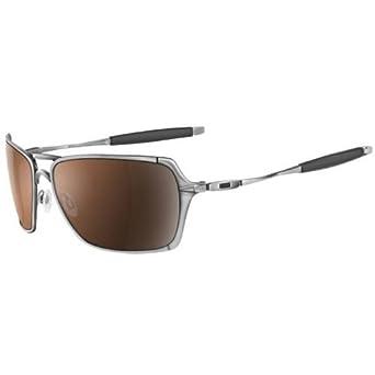 Oakley Metal Frame Glasses : Oakley Inmate Oo4029 Polished Chrome Frame/Vr28 Black ...