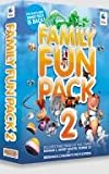 echange, troc Family Fun Pack II : Worms 3D - GhostMaster - Rayman 3 - Zombinis