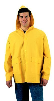 Yellow Heavy Duty PVC Hooded Rain Jacket - Buy Yellow Heavy Duty PVC Hooded Rain Jacket - Purchase Yellow Heavy Duty PVC Hooded Rain Jacket (Galaxy Army Navy, Galaxy Army Navy Mens Outerwear, Apparel, Departments, Men, Outerwear, Mens Outerwear)