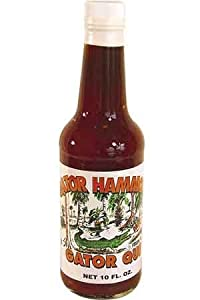 Gator Hammock Gator Que BBQ Sauce