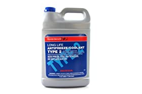 Genuine Honda Parts OL999-9011 Blue Type 2 Coolant - 1 Gallon Bottle