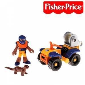 Fisher Price Atv front-1049360