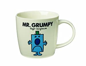 Wild and Wolf Mr. Grumpy Mug
