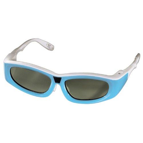 3D-Shutterbrille für Samsung 3D-TVs hellblau
