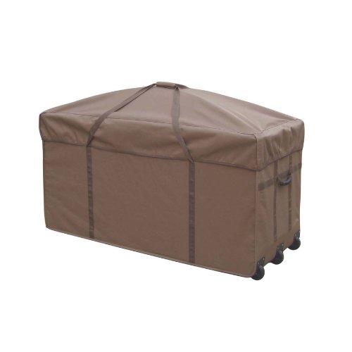"Garden Treasures 59""L x 24""W x 30""H Collapsible Deck Box Item# 0174310"