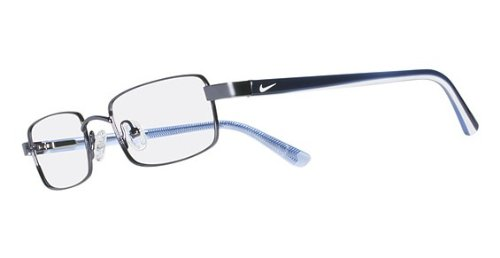 Nike NIKE Eyeglasses 5550 401 Dark Blue 49MM