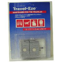 Travel Eze Wristbands for Motion Sickness (1 Pair)