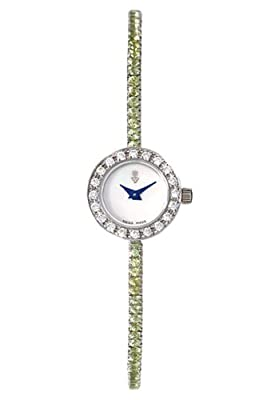 Corum Women's 137-501-47-SETA-PN34 Debutante Includes Tow Diamond Bracelets Watch