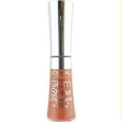 L'Oreal Glam Shine Natural Glow Lip Gloss - 167 Coral Carat