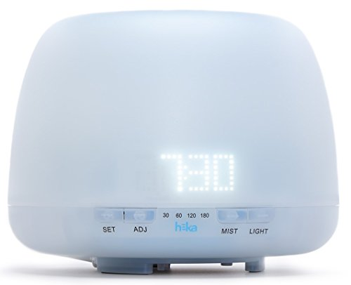 Only diffuser with a clock