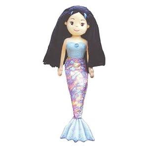 Aurora World Plush Morgana Mermaid