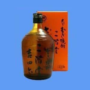 二階堂 吉四六 瓶(びん)25°720ml1ケース(10本入り)