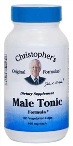 Dr. Christopher'S Male Tonic (100 Caps)