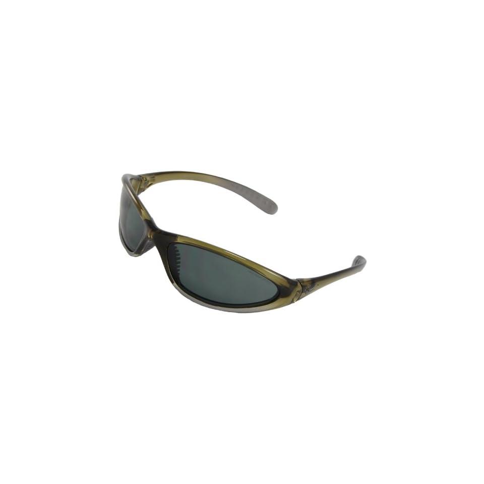 884e32173f35 Nike Tarj Classic Sunglasses, EV0054 333, Crystal Olive Frame/ Grey Lenses