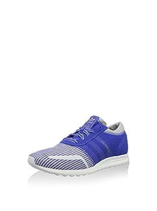 adidas Zapatillas Los Angeles (Azul / Blanco)