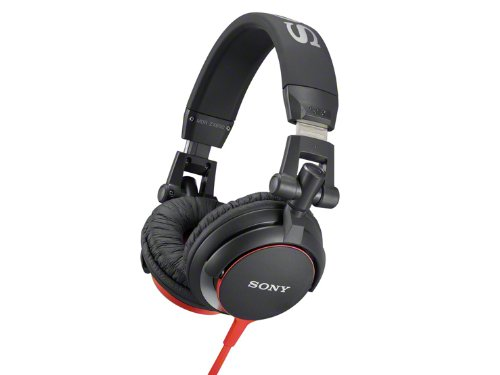 Sony Stereo Headphones   Mdr-Zx650 R Red