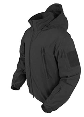 Condor Summit Zero Lightweight Soft Shell Jacket, Black, S 609-002-S