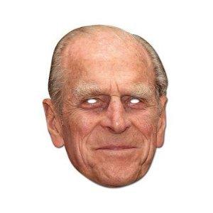 Imagen 1 de Bristol Novelty PM033 - Prince Philip (máscara/ careta)