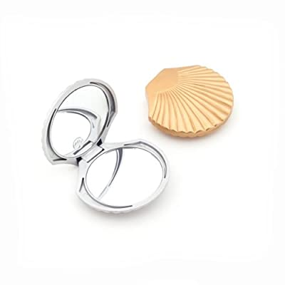 V&A Shell Pocket Mirror||EVAEX