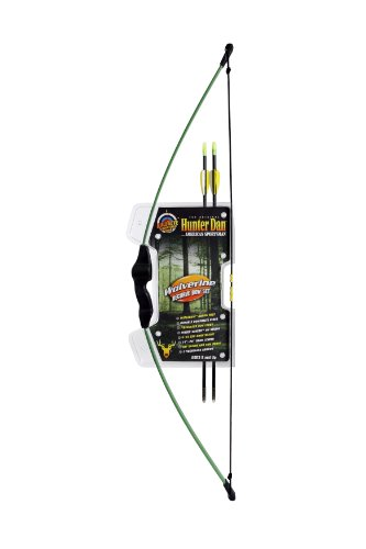 Hunter Dan Wolverine Recurve Bow Set